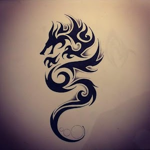 download tattoo design dragon for pc. Black Bedroom Furniture Sets. Home Design Ideas