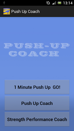 Push Up Fitness Home Coach Pro