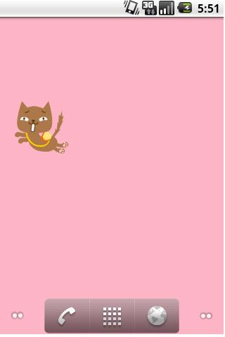 """walking Cat """"Chai""""- screenshot"""