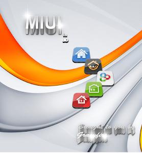 MIUI 3D -Nova Apex Holo ADW GO v2