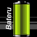 Bateru - Battery Info icon