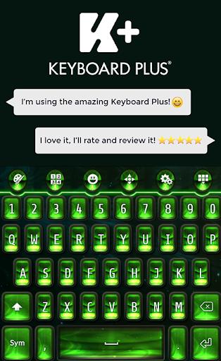 键盘加外星人