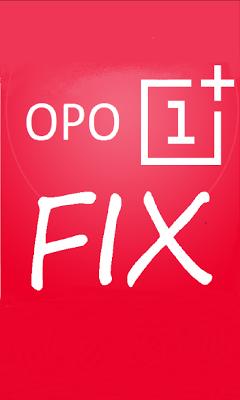 Touch Screen Fix - OnePlus One - screenshot