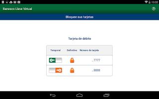 Screenshot of Llave Virtual