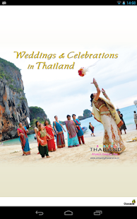Weddings & Celebrations- screenshot thumbnail