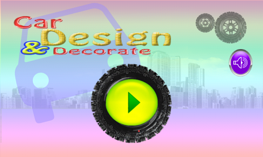 Car Design And Decorate