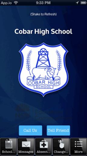 【免費教育App】Cobar High School-APP點子