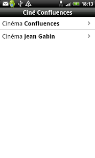 Cinéma Confluences/Jean Gabin- screenshot thumbnail