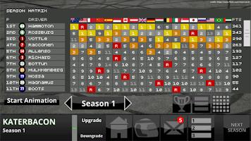 Screenshot of Fastest Lap Racing Manager