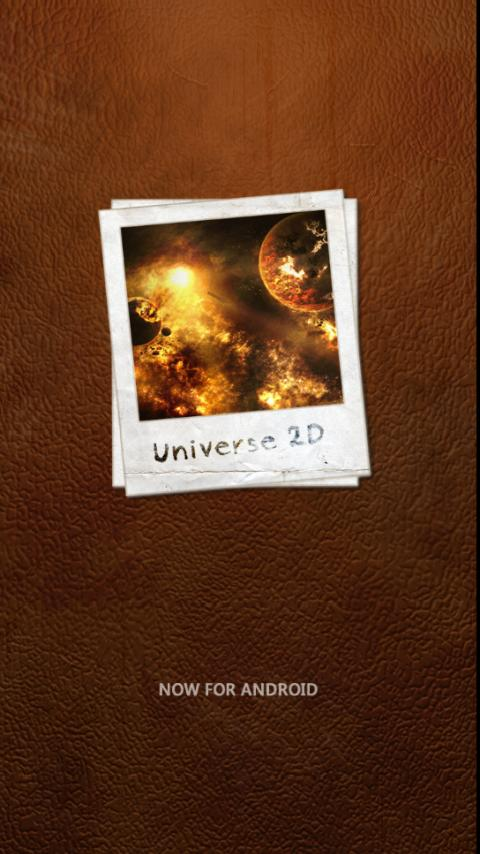 Universe2D - screenshot