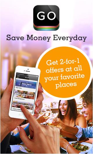Twoforone GO: Coupon Offers - screenshot