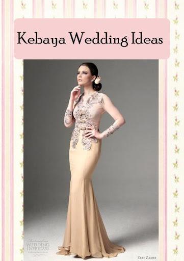 Kebaya Wedding Ideas