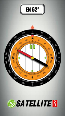 Compass 2U - screenshot
