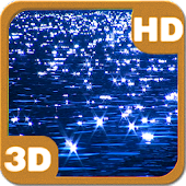 Blinking Sea Sunlight Spots 3D