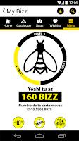 Screenshot of Bizzbee