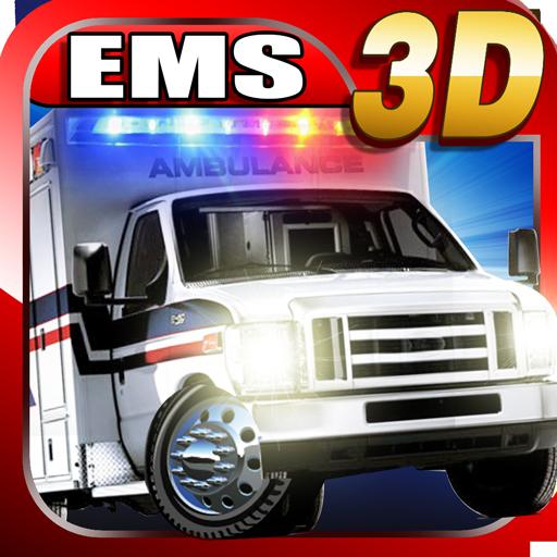 Emergency Truck Race to Rescue LOGO-APP點子