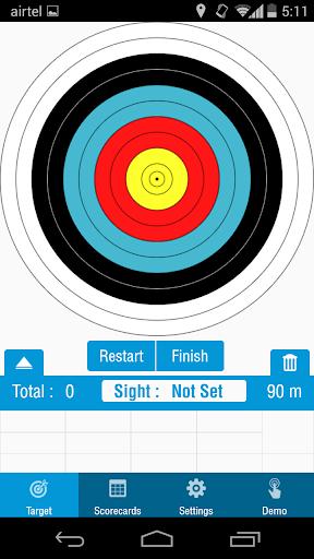 免費下載運動APP|Archery Scorer Lite app開箱文|APP開箱王