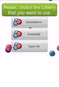 Universal Lotto Generator Plus- screenshot thumbnail