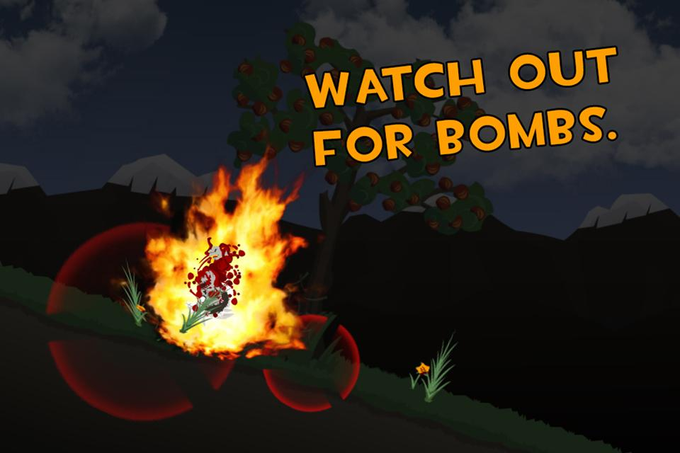Zombie Hearts Chicken - screenshot
