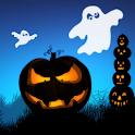 Halloween Ghosts Live Popper logo
