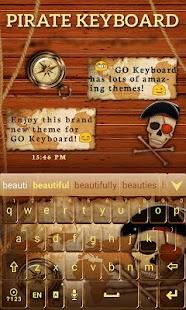 Pirate-GO-Keyboard-Theme 3