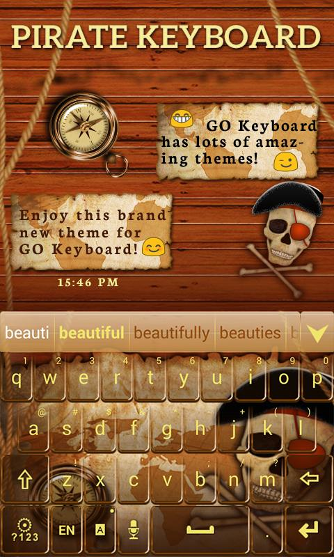 Pirate-GO-Keyboard-Theme 10
