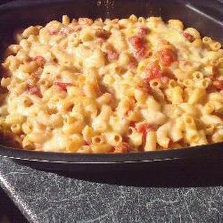 Cheese and Tomato Macaroni Recipe