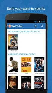 Movies by Flixster - screenshot thumbnail
