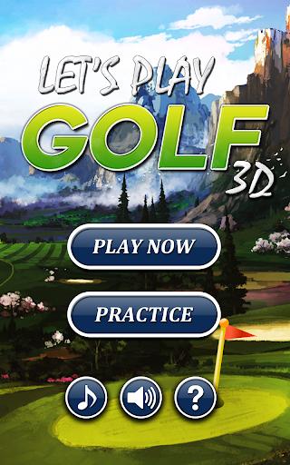 讓我們玩高爾夫球