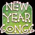 New Year Songs Ringtones icon