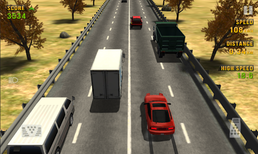 Traffic Racer 2.5 MOD (Unlimited Money) 1