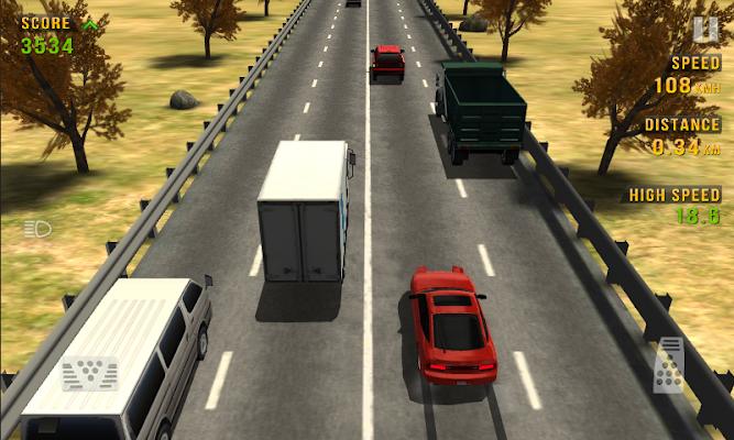 Traffic Racer - screenshot