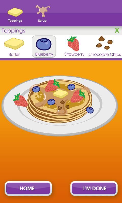MyPlay Chef HD - screenshot