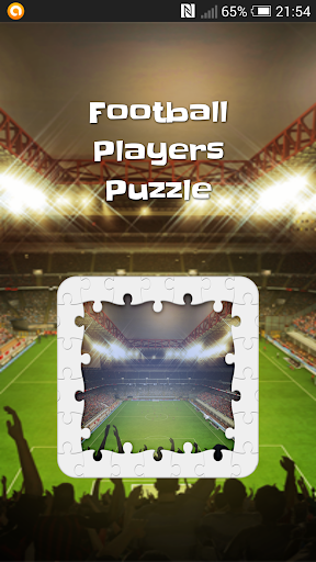 Football Players Puzzle