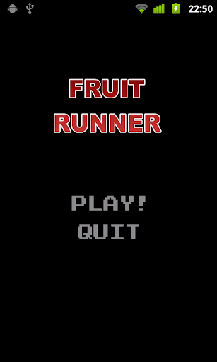 Fruit Runner