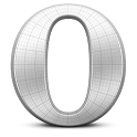 Opera Mini Next web browser icon