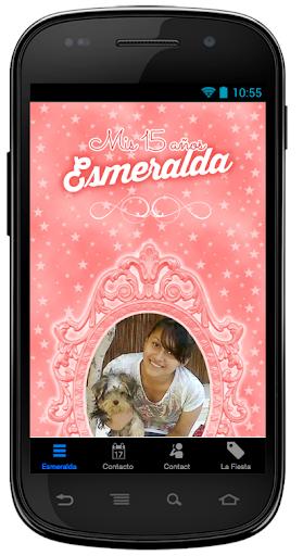 Esmeralda 15 Años