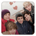 One Direction Love Match mobile app icon