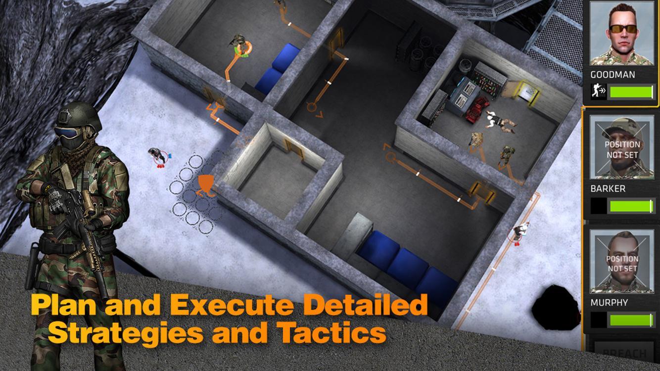 Breach & Clear screenshot #1