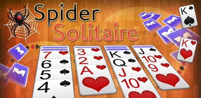 Spider Solitaire HD (Пасьянс Паук) скачать на андроид