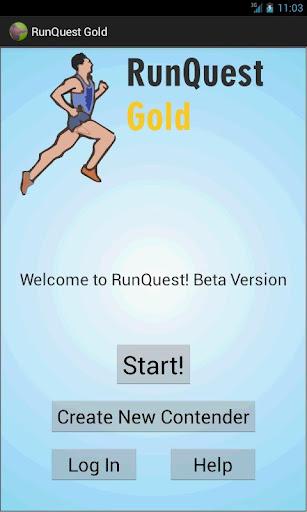 RunQuest Gold