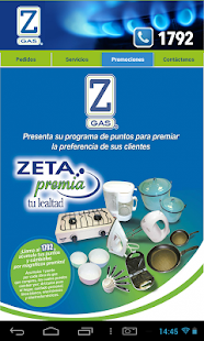 Zeta Gas Guatemala- screenshot thumbnail