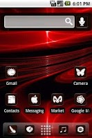 Screenshot of LiveHome