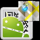 QR-GPS Plugin icon