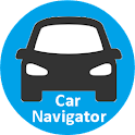 My Car Navigator - Find Car icon