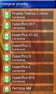 Nova SmartPhone Específico BTP- screenshot thumbnail