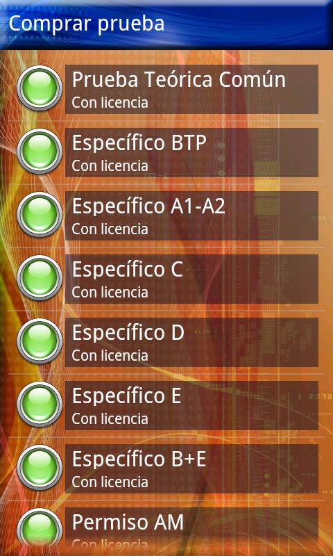 Nova SmartPhone Específico BTP - screenshot