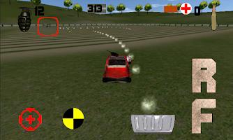 Screenshot of Heavy Metal Derby 3D Demoliton