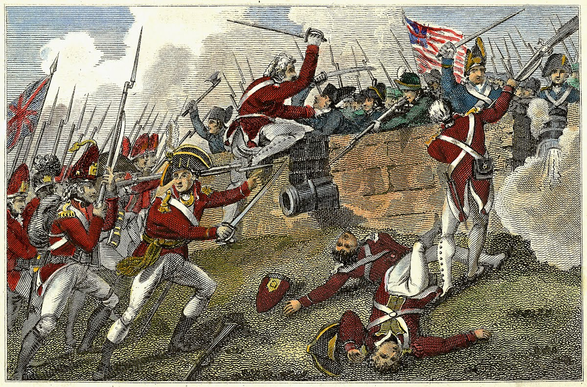 an analysis of the battle of bunker hill during the american revolutionary war