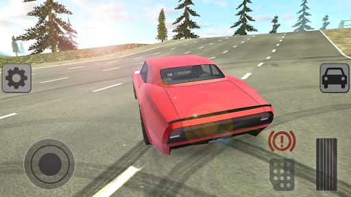 GAS Nitro Car Simulator